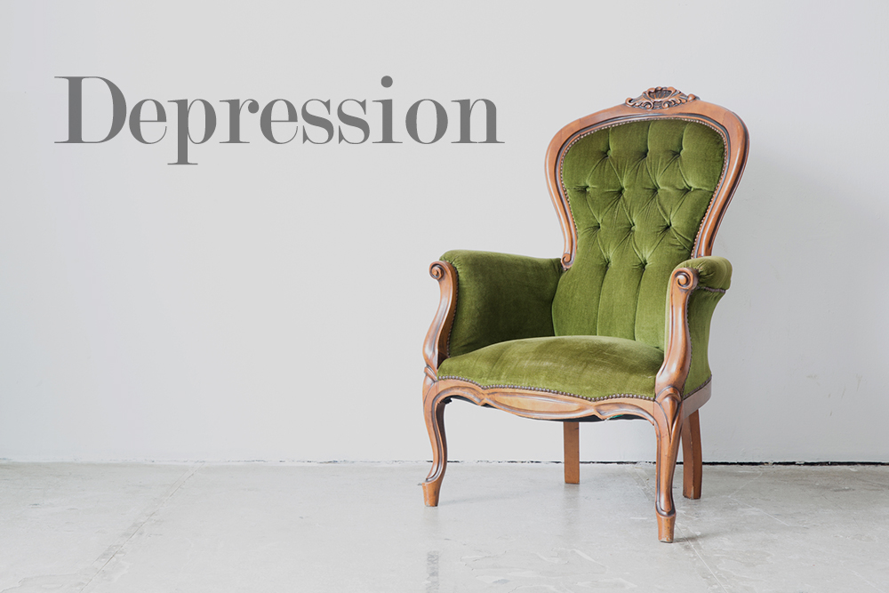 Depression Counselling in West Sussex from Your Space Today