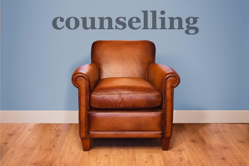 Counselling in West Sussex from Your Space Today